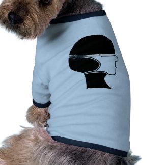 Surgical Mask Man Icon Pet Clothing