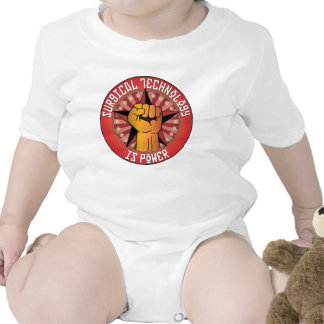 Surgical Technology Is Power Romper