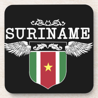 Surinam Wings Coaster
