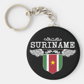 Surinam Wings Key Ring
