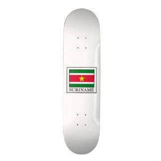 Suriname 18.1 Cm Old School Skateboard Deck