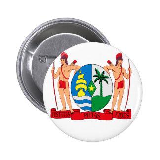 Suriname Coat of Arms Pin