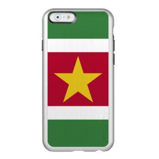 Suriname Flag Incipio Feather® Shine iPhone 6 Case