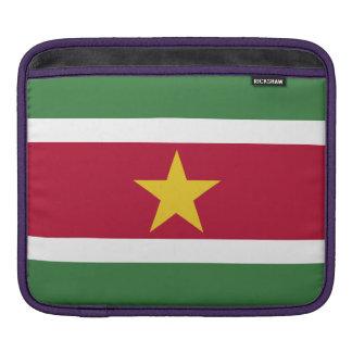 Suriname Flag iPad Sleeve