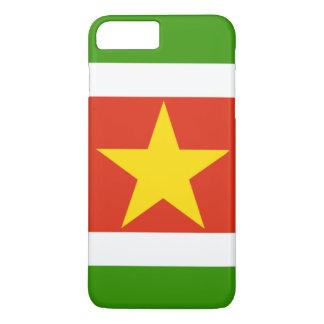 Suriname flag iPhone 8 plus/7 plus case