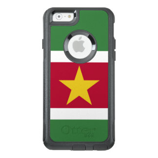 Suriname Flag OtterBox iPhone 6/6s Case