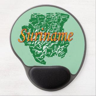 Suriname Gel Mouse Mats