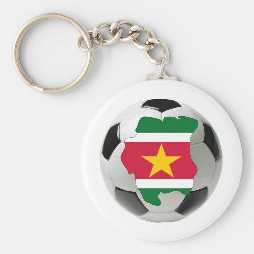 Suriname national team key chains