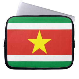 """Suriname Pride"" Laptop Sleeve"