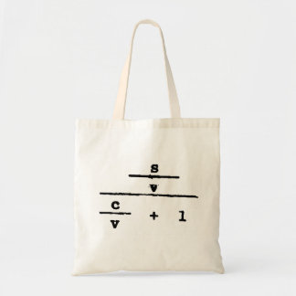 Surplus Value Tote