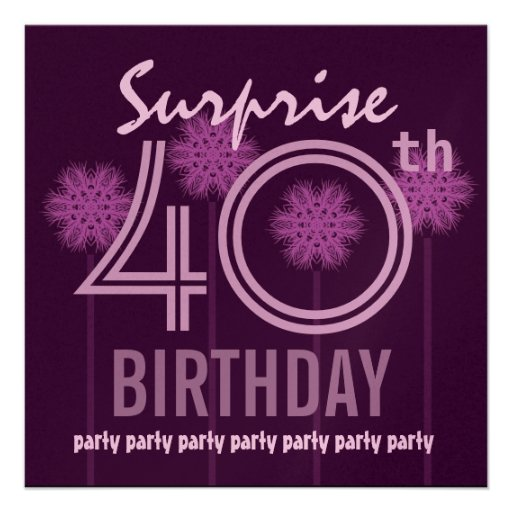 Suprise Party Invitations is great invitation ideas