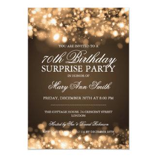 Surprise 70th Birthday Party Invitations Announcements Zazzle