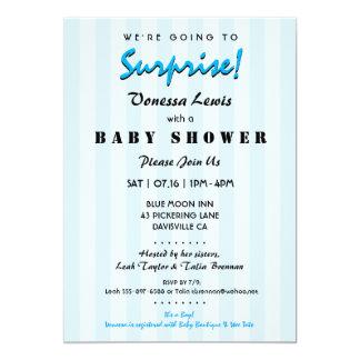 Surprise Baby Shower Invitations Amp Announcements Zazzle