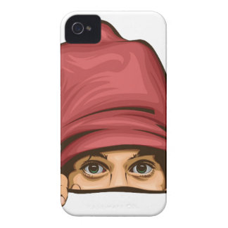 surprise iPhone 4 Case-Mate case