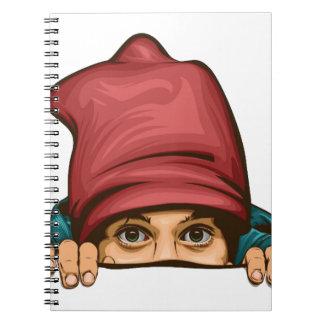 surprise notebook