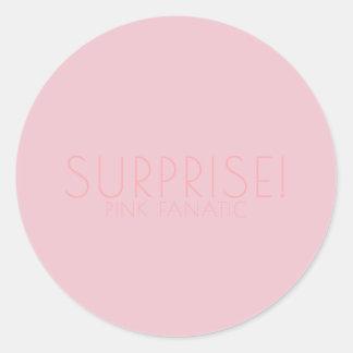 """""""SURPRISE"""" sticker"""