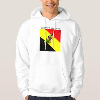 Surprise, surprise Belgium Winner Hoodie