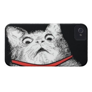 Surprised Cat Gasp Meme - BlackBerry Bold Case