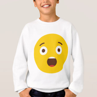 Surprised Emoji Sweatshirt