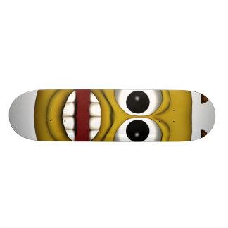 Surprised Skate Deck