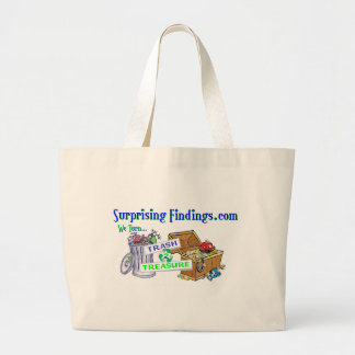 SurprisingFindings Tote Bag