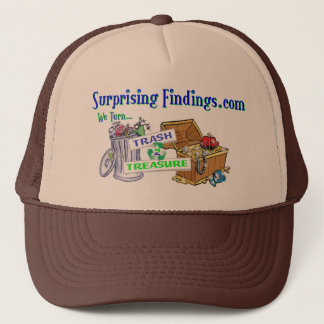 SurprisingFindings Trucker Hat