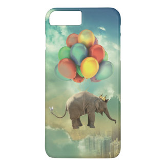 Surreal Balloon Elephant iPhone 7 Plus Case