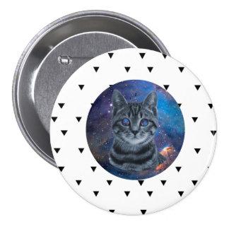 Surreal Cat 7.5 Cm Round Badge