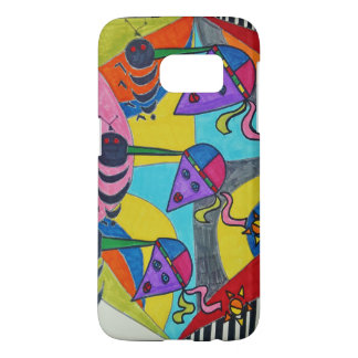 Surreal, colorful & original cell phone cover!