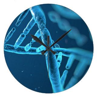 Surreal DNA Image Wallclocks