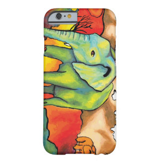 Surreal Elephants Barely There iPhone 6 Case