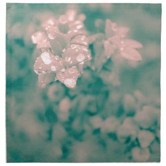 Surreal Floral Napkin