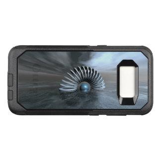 Surreal Frozen Sea OtterBox Commuter Samsung Galaxy S8 Case