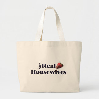 SURreal Housewives Large Tote Bag