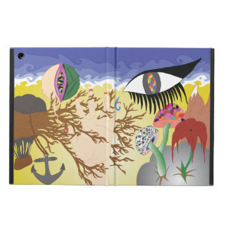 Surreal Island Case For iPad Air