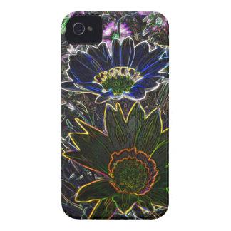 Surreal Rockery Flower BlackBerry B B T™ C-M Case iPhone 4 Case