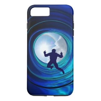 Surreal Skydiver iPhone 7 Plus Case