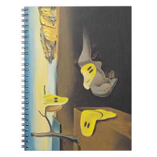 Surreal Smileys Note Book