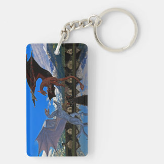 Surreality - Dragon Keychain