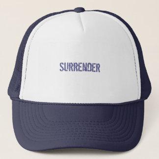 Surrender cap