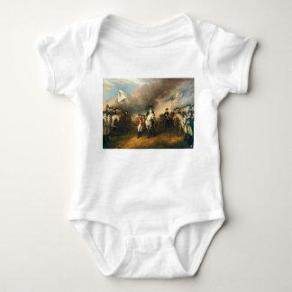 Surrender of Lord Cornwallis by John Trumbull 1820 Baby Bodysuit
