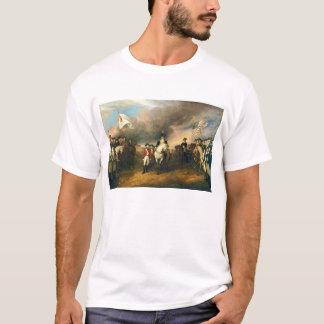 Surrender of Lord Cornwallis by John Trumbull 1820 T-Shirt
