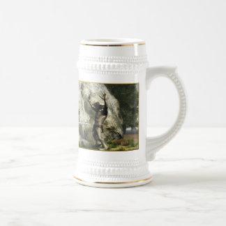 Surrender Or Die, Mighty Foe Coffee Mug
