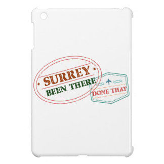 Surrey Been there done that iPad Mini Case