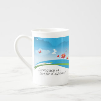 Surrogacy Is Love for a Lifetime Tea Cup