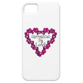 Surronded By Love iPhone 5 Cases