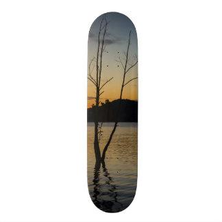 Surrounded 21.6 Cm Old School Skateboard Deck