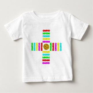 Surrounded By OMNOMs Baby T-Shirt