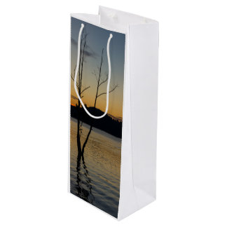 Surrounded Wine Gift Bag