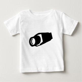 Surveillance Camera Baby T-Shirt